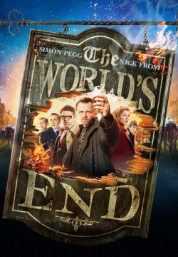 cover The World's End