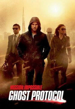 cover Mission: Impossible - Ghost Protocol