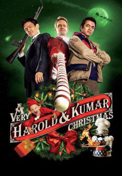 cover A Very Harold & Kumar Christmas
