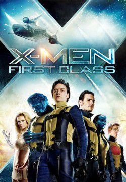 cover X-Men: First Class
