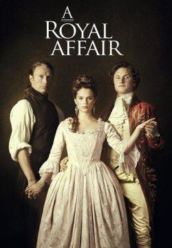 cover A Royal Affair