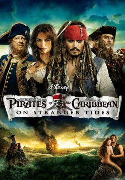 cover Pirates of the Caribbean: On Stranger Tides