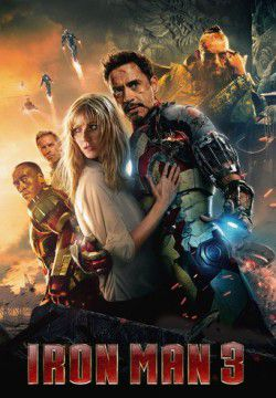 cover Iron Man 3