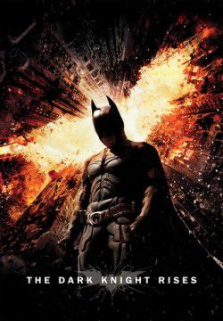 cover The Dark Knight Rises