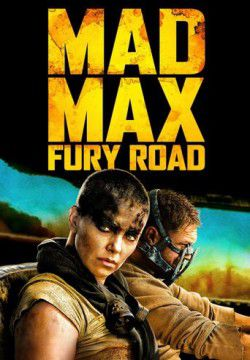 cover Mad Max: Fury Road