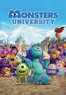 cover Monsters University