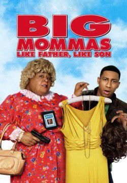 cover Big Mommas: Like Father, Like Son