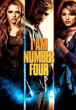 cover I Am Number Four