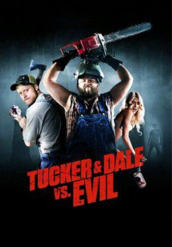 cover Tucker and Dale vs Evil