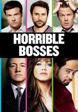 cover Horrible Bosses