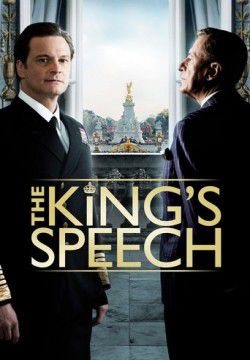 cover The King's Speech