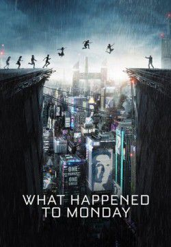 cover What Happened to Monday