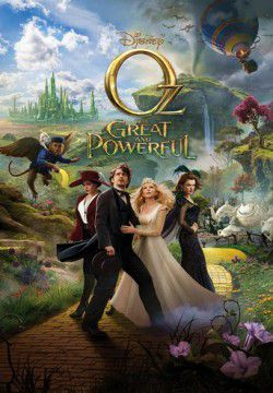 cover Oz: The Great and Powerful