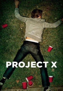 cover Project X