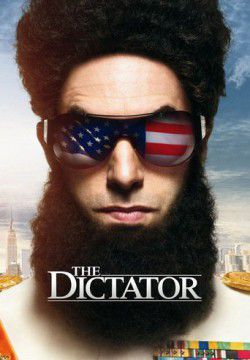 cover The Dictator