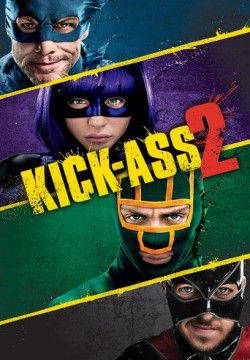 cover Kick-Ass 2
