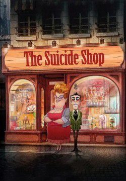 cover The Suicide Shop