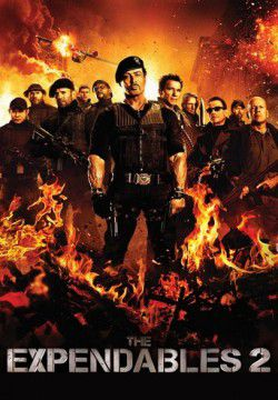 cover The Expendables 2