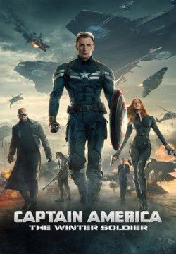 cover Captain America: The Winter Soldier