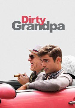 cover Dirty Grandpa