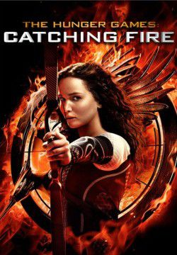 cover The Hunger Games: Catching Fire