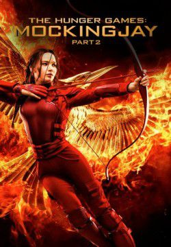 cover The Hunger Games: Mockingjay - Part 2