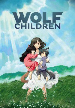 cover Wolf Children