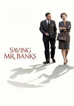 cover Saving Mr. Banks