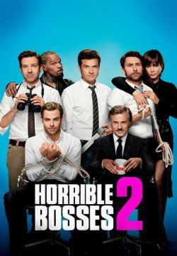 cover Horrible Bosses 2