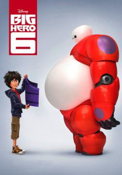 cover Big Hero 6