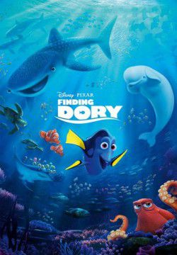cover Finding Dory