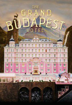 cover The Grand Budapest Hotel