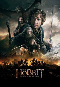 cover The Hobbit: The Battle of the Five Armies