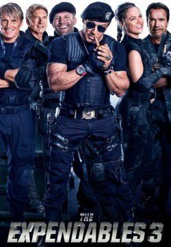 cover The Expendables 3