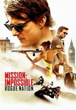 cover Mission: Impossible - Rogue Nation