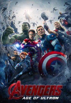 cover Avengers: Age of Ultron