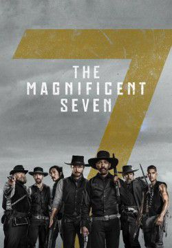 cover The Magnificent Seven
