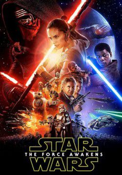 cover Star Wars: The Force Awakens
