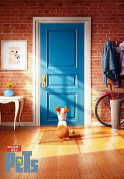 cover The Secret Life of Pets