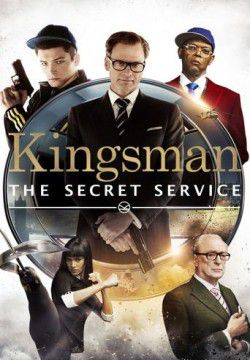 cover Kingsman: The Secret Service