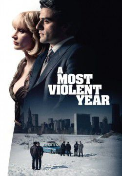 cover A Most Violent Year