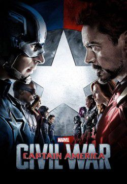 cover Captain America: Civil War