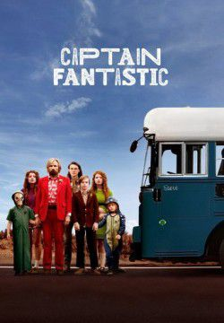 cover Captain Fantastic