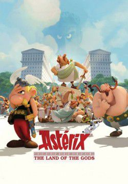 cover Asterix: The Mansions of the Gods