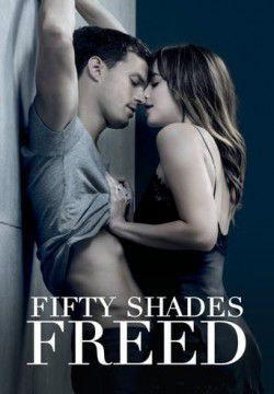 cover Fifty Shades Freed
