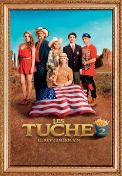 cover The Tuche Family: The American Dream