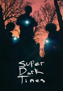 cover Super Dark Times