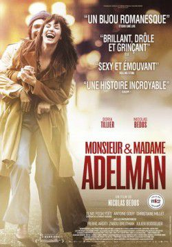 cover Mr & Mme Adelman