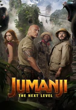 cover Jumanji: The Next Level